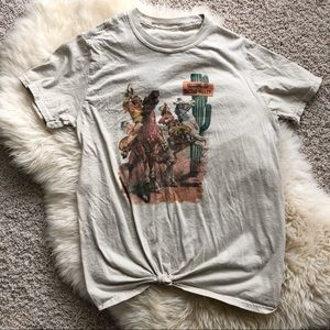 Western Graphic Tee